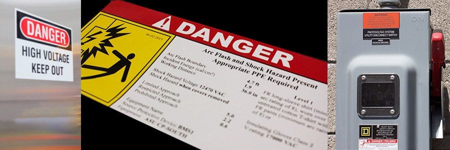Accurate-Signs-and-Engraving-Electrical-Warning-Safety-signs-banners-tags-labels-engraving